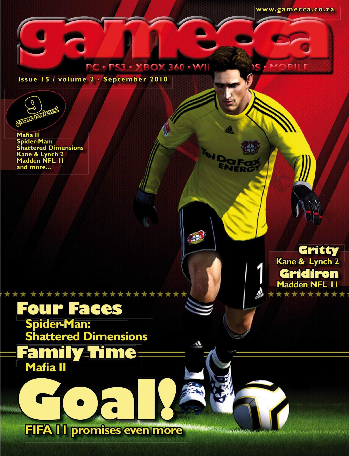 Gamecca 015 (September 2010)