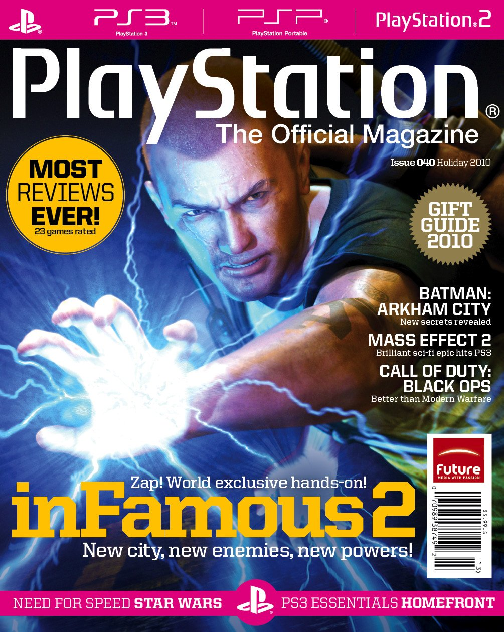 Playstation The Official Magazine (USA) Issue 040 (Xmas 2010)