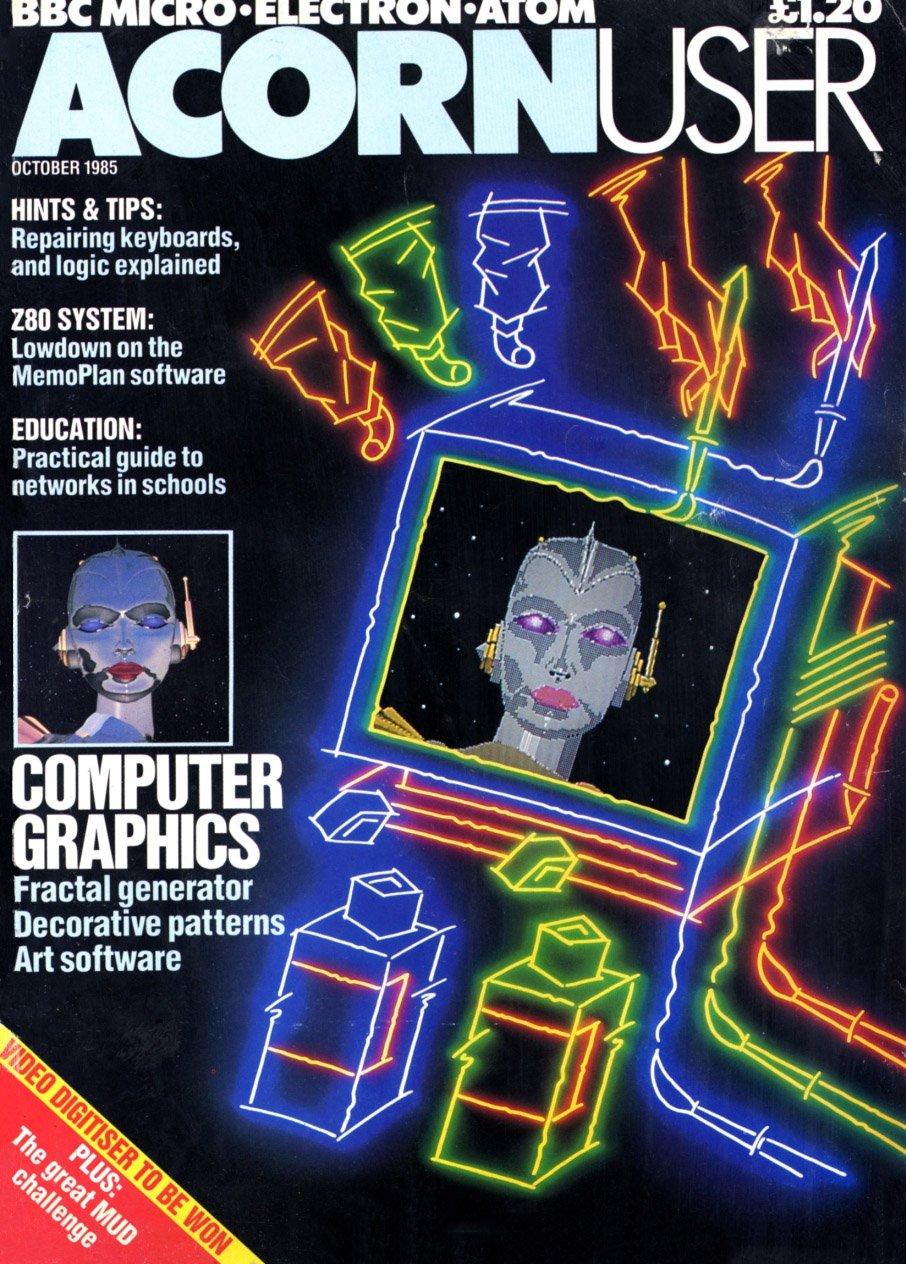 Acorn User 039 (October 1985)
