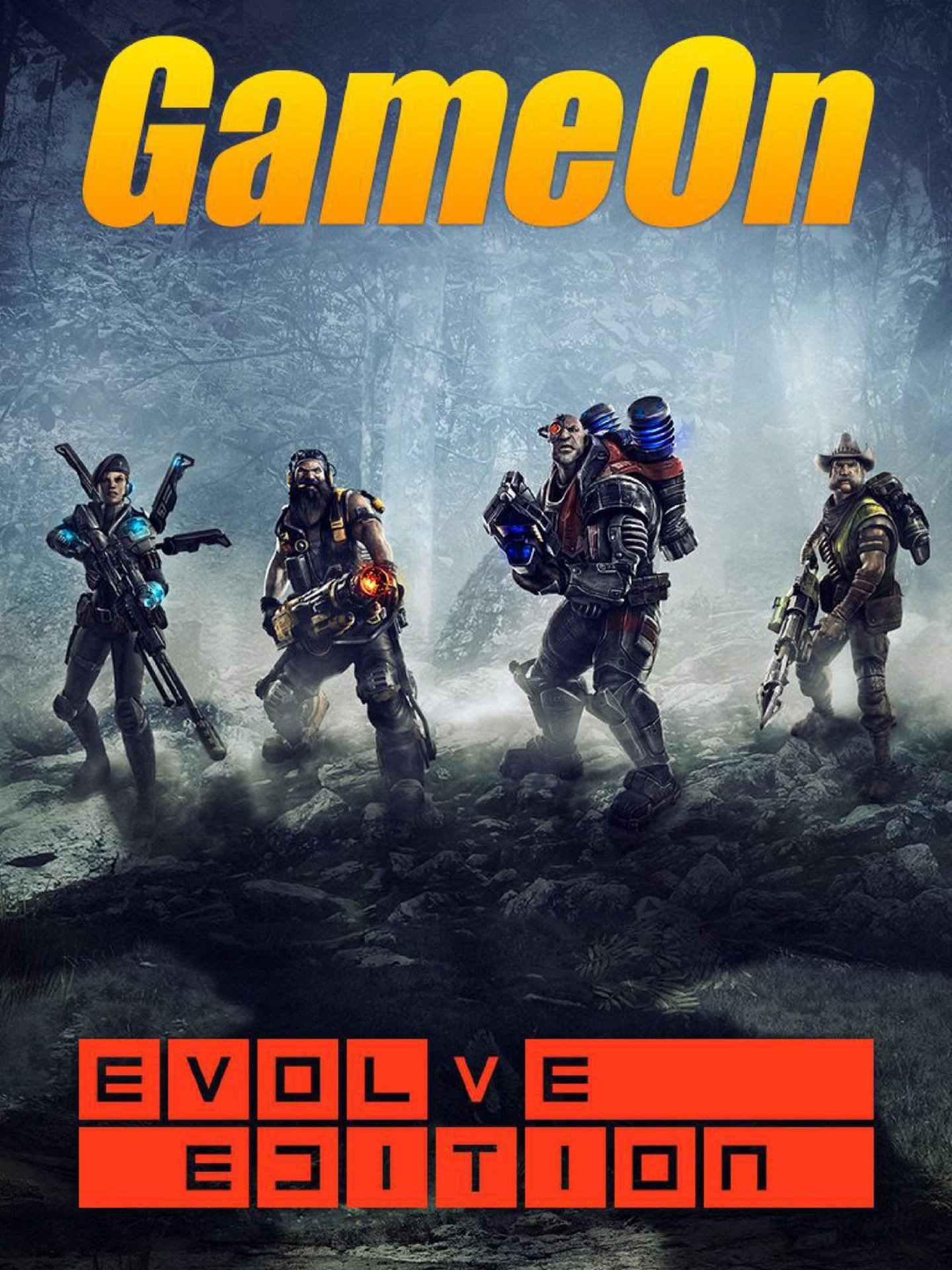 GameOn Evolve Edition (February 2015)
