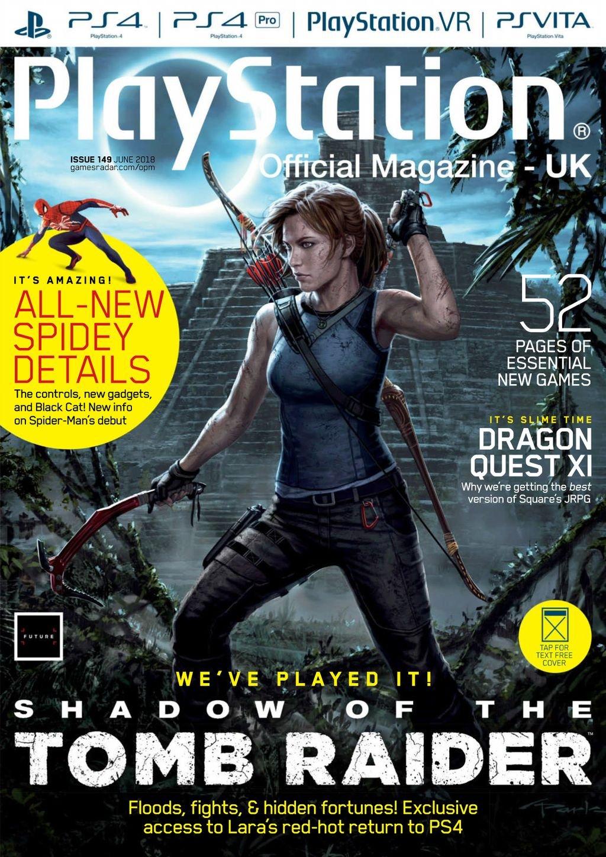 Playstation Official Magazine UK 149 (June 2018)