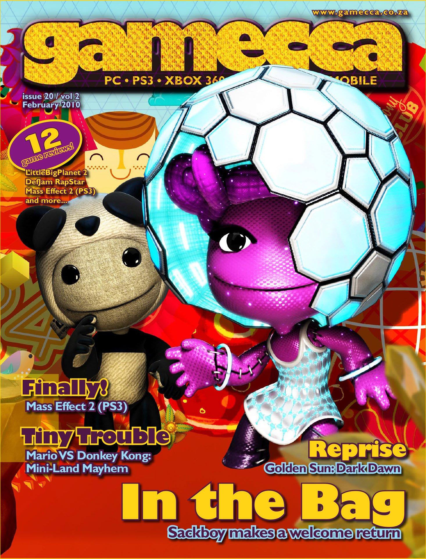 Gamecca 020 (February 2011)