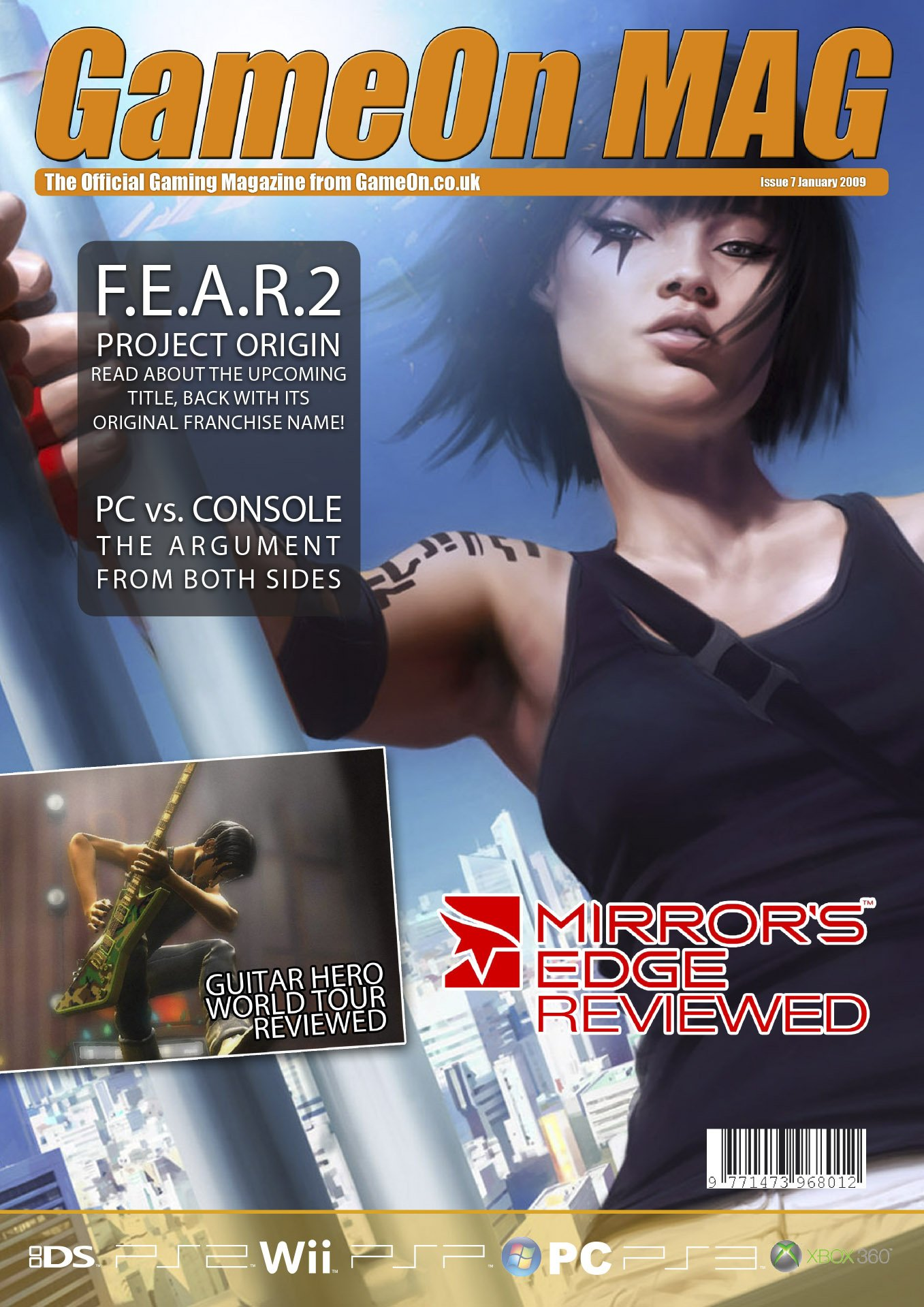 GameOn 007 (January 2009)
