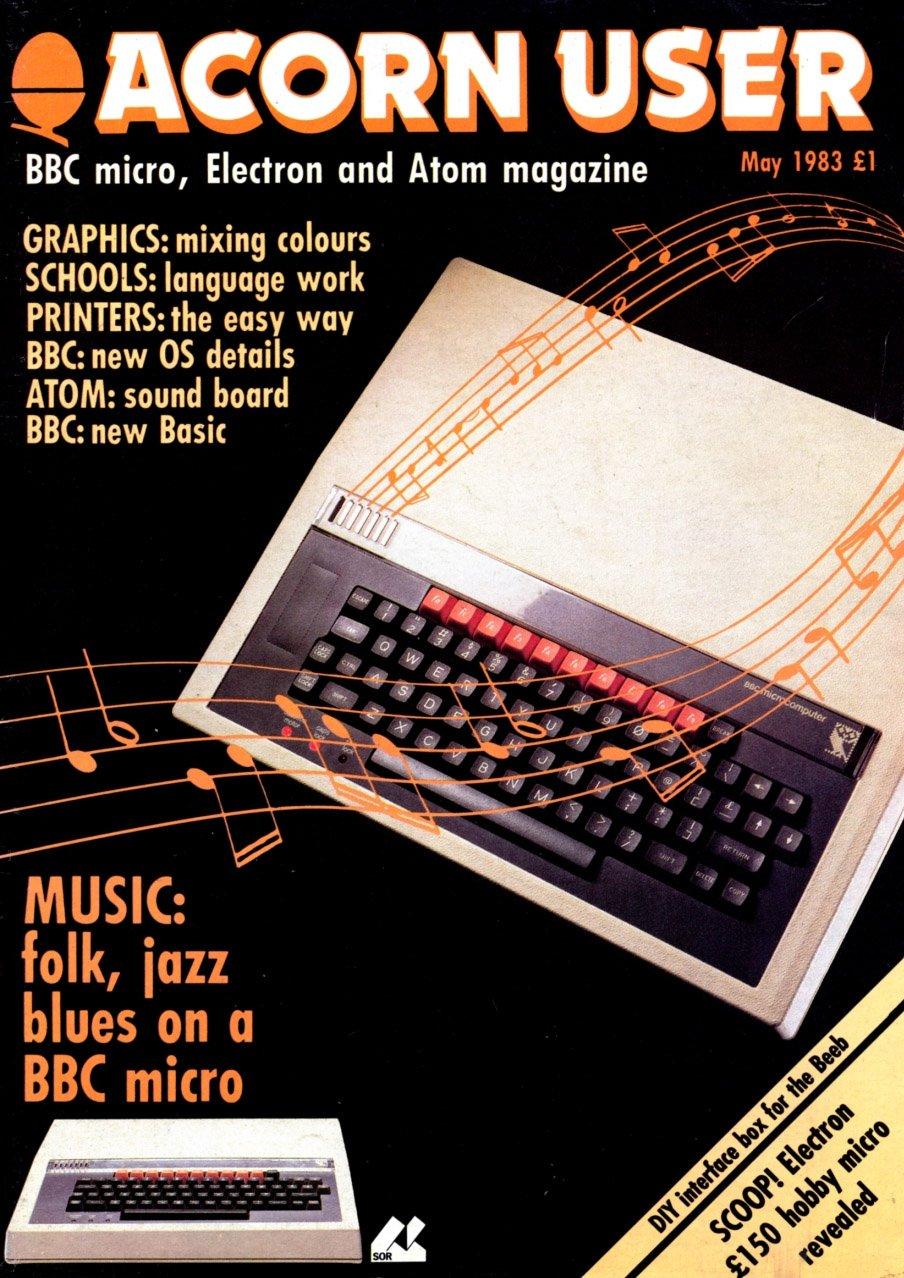 Acorn User 010 (May 1983)