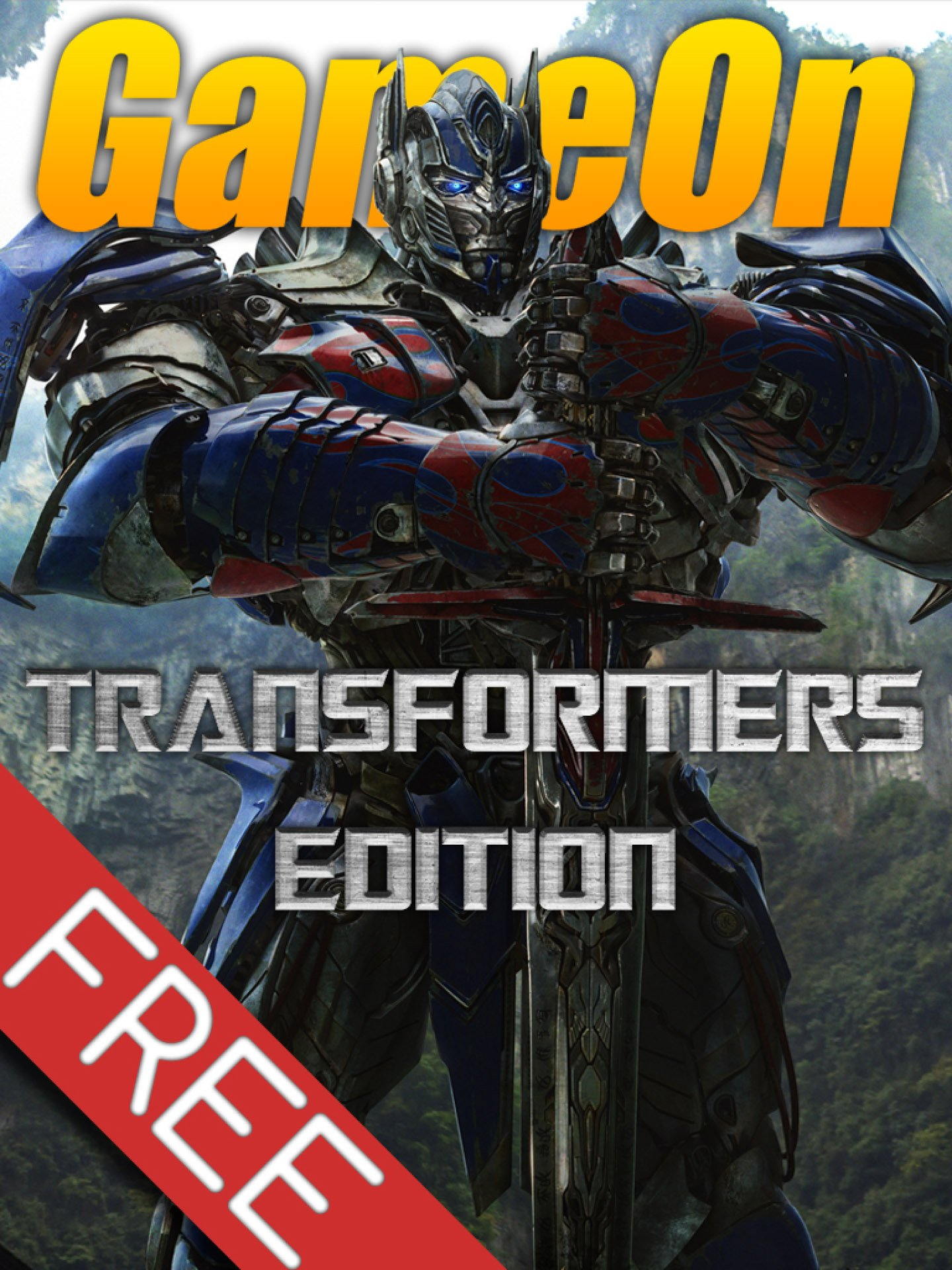 GameOn Transformers Edition (2014)
