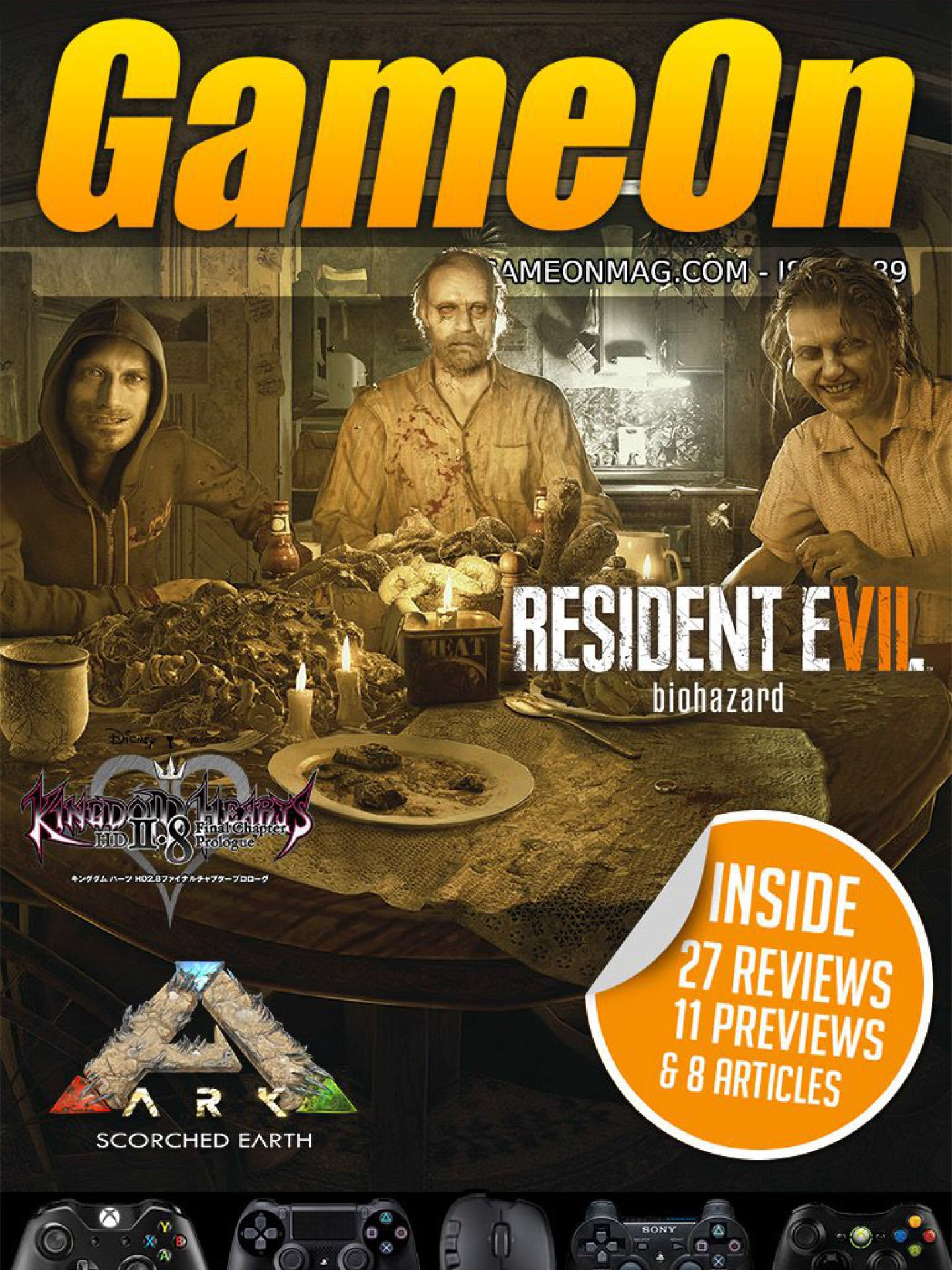 GameOn 089 (March 2017)