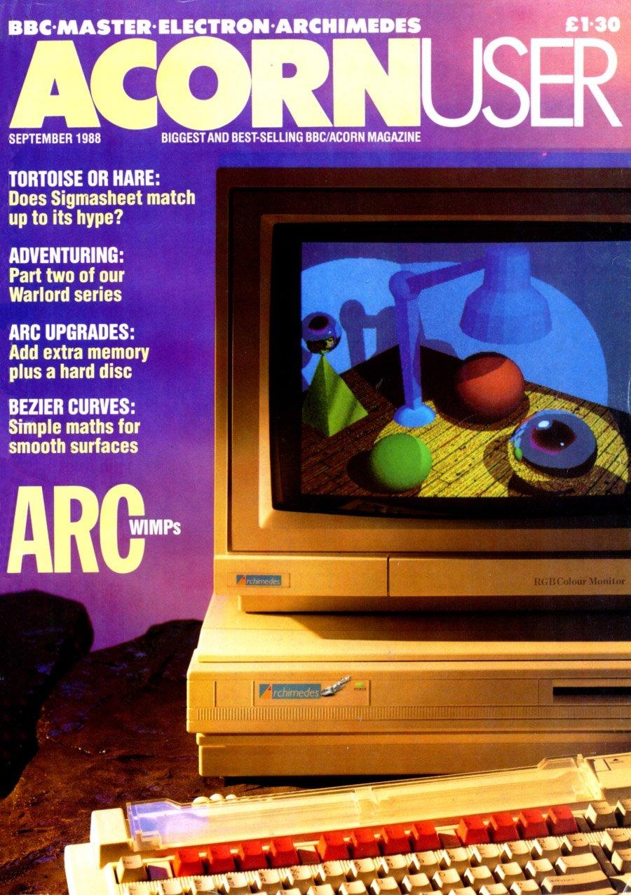 Acorn User 074 (September 1988)