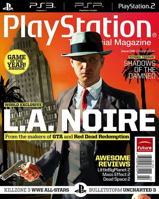 Playstation The Official Magazine (USA) Issue 042 (February 2011)