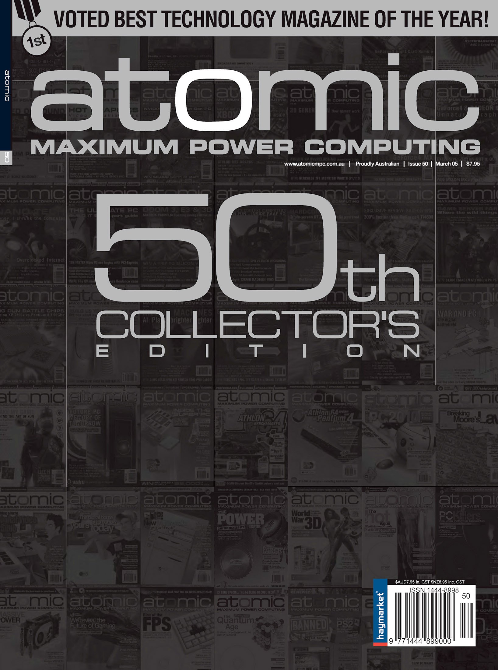 Atomic 050 (March 2005)