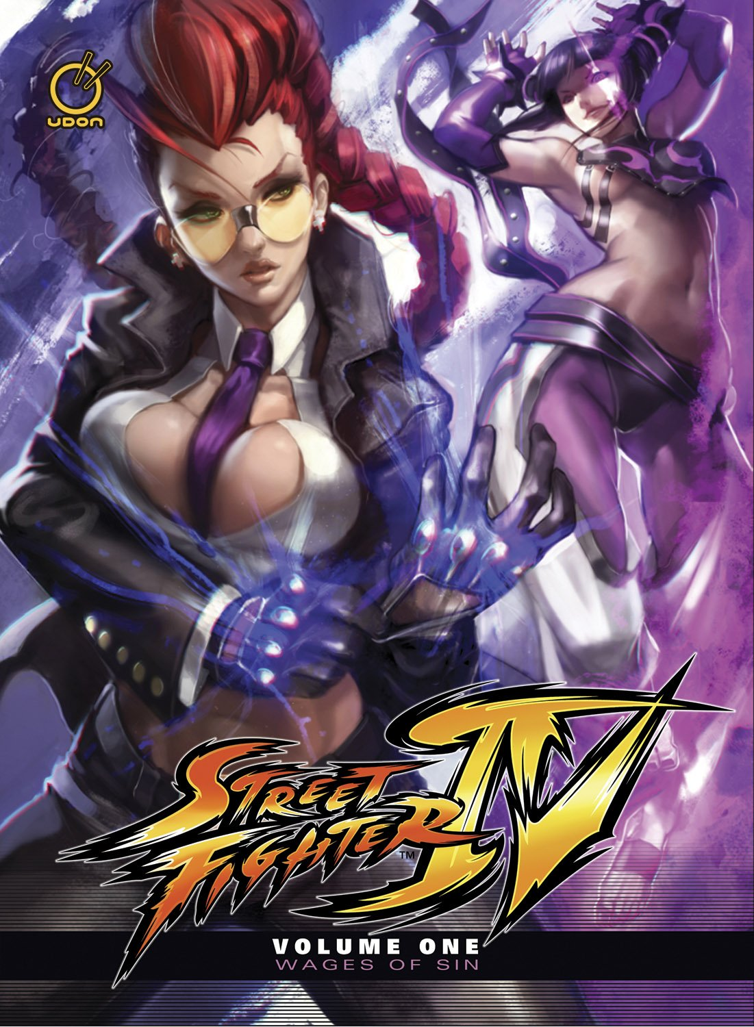 Street Fighter IV Vol.1 Wages of Sin
