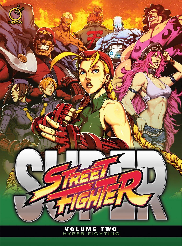 Super Street Fighter Vol.2 Hyper Fighting