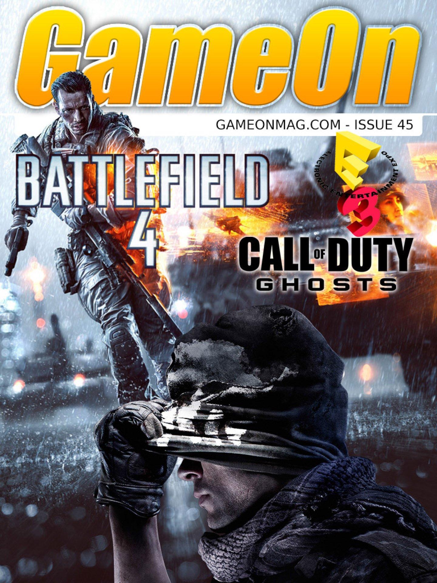 GameOn 045 (July 2013)