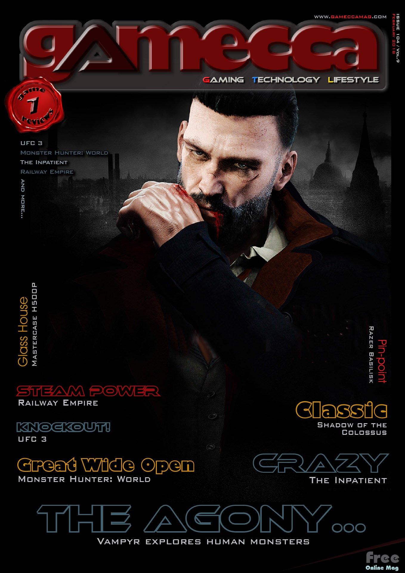 Gamecca 104 (February 2018)
