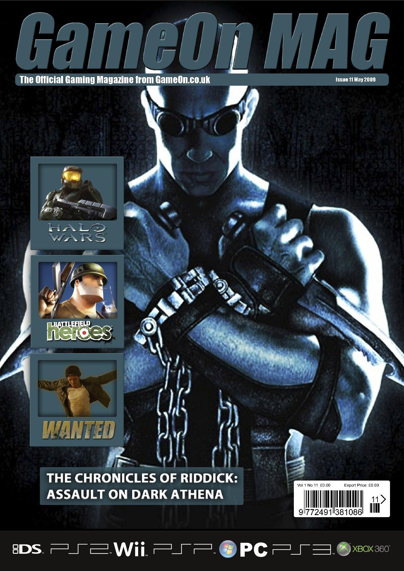 GameOn 011 (May 2009)