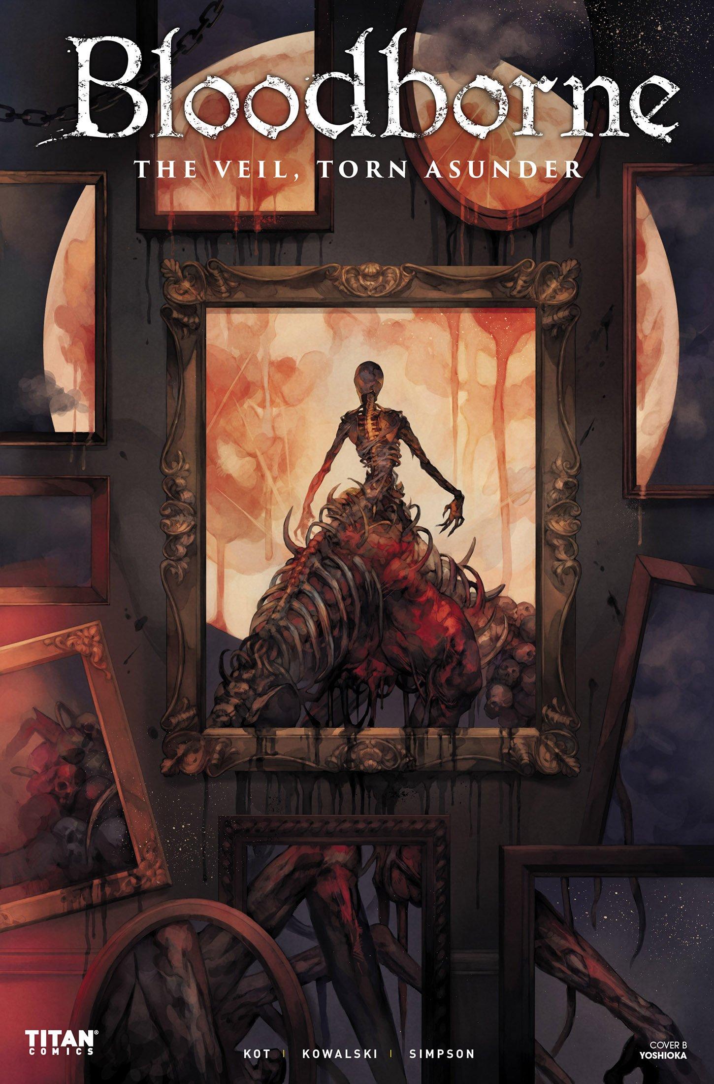 Bloodborne 015 (October 2019) (cover b)