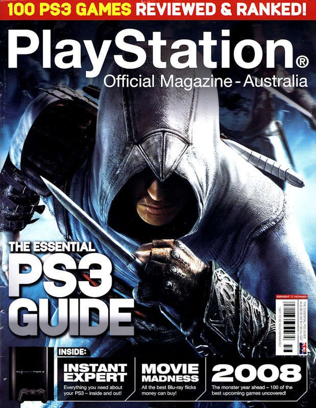 Essential PS3 Guide (2007)