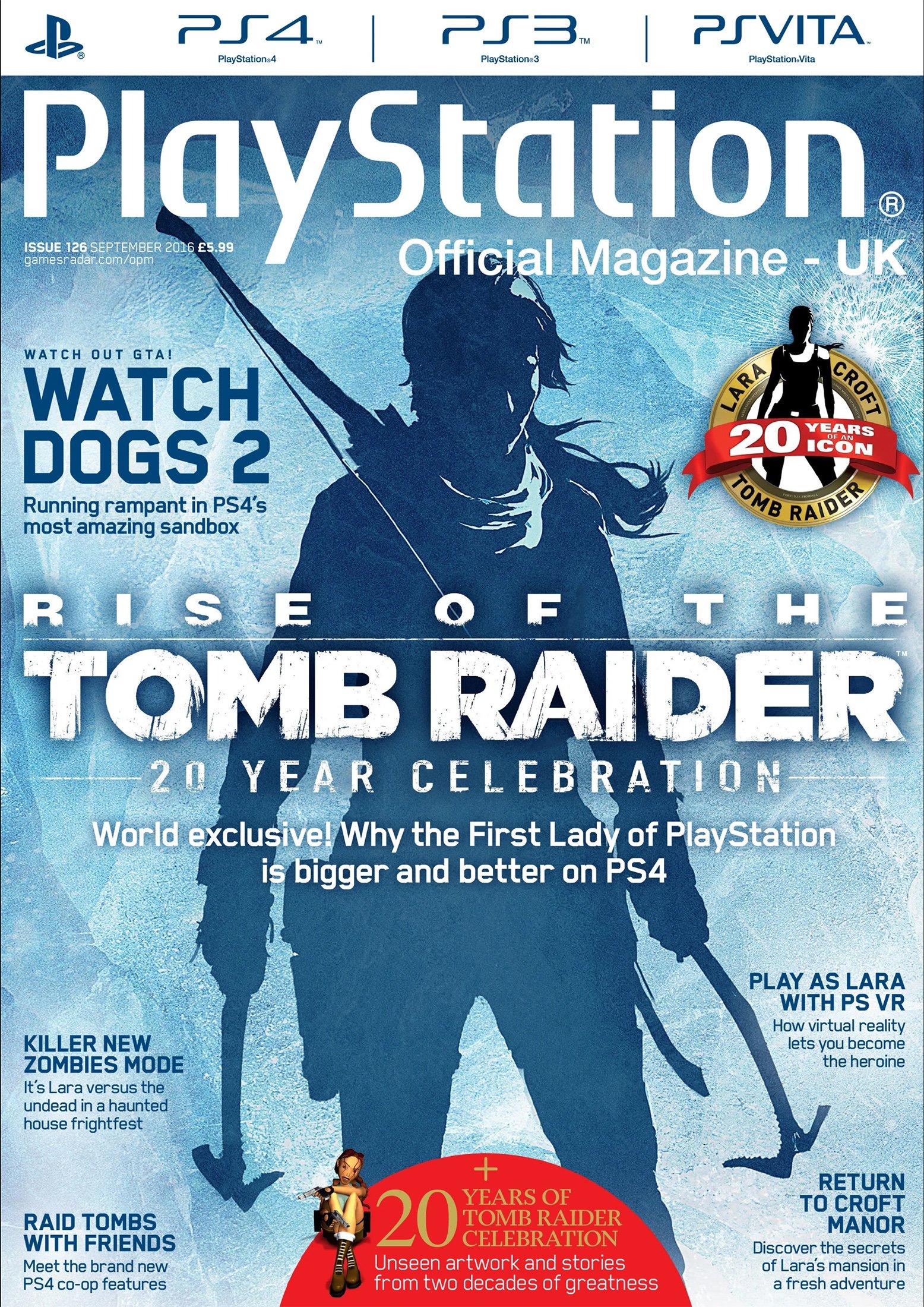Playstation Official Magazine UK 126 (September 2016)