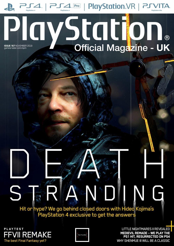 Playstation Official Magazine UK 167 (November 2019)