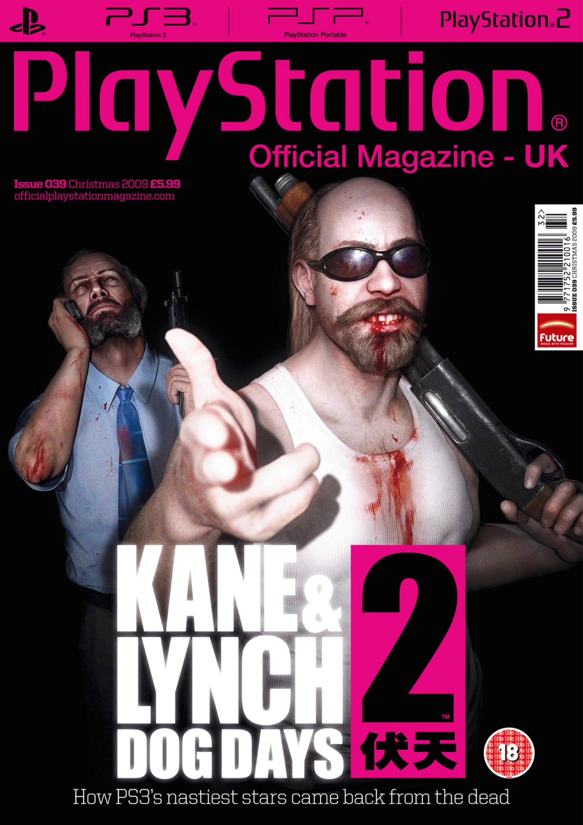Playstation Official Magazine UK 039 (Xmas 2009)