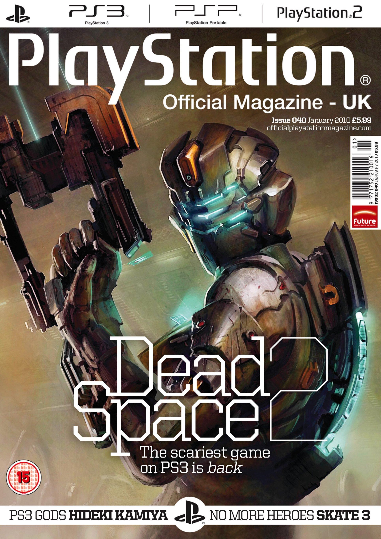 Playstation Official Magazine UK 040 (January 2010)