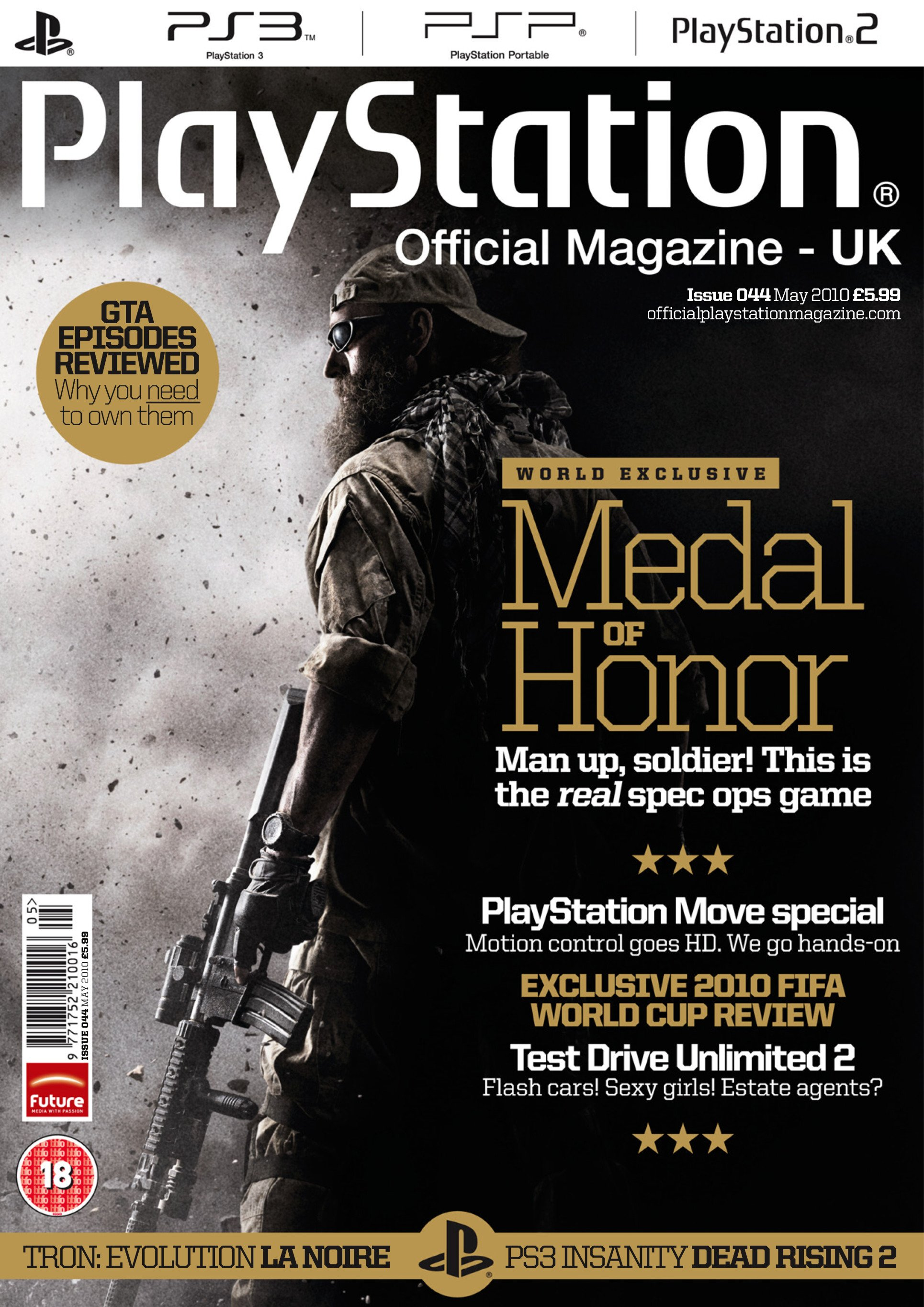 Playstation Official Magazine UK 044 (May 2010)