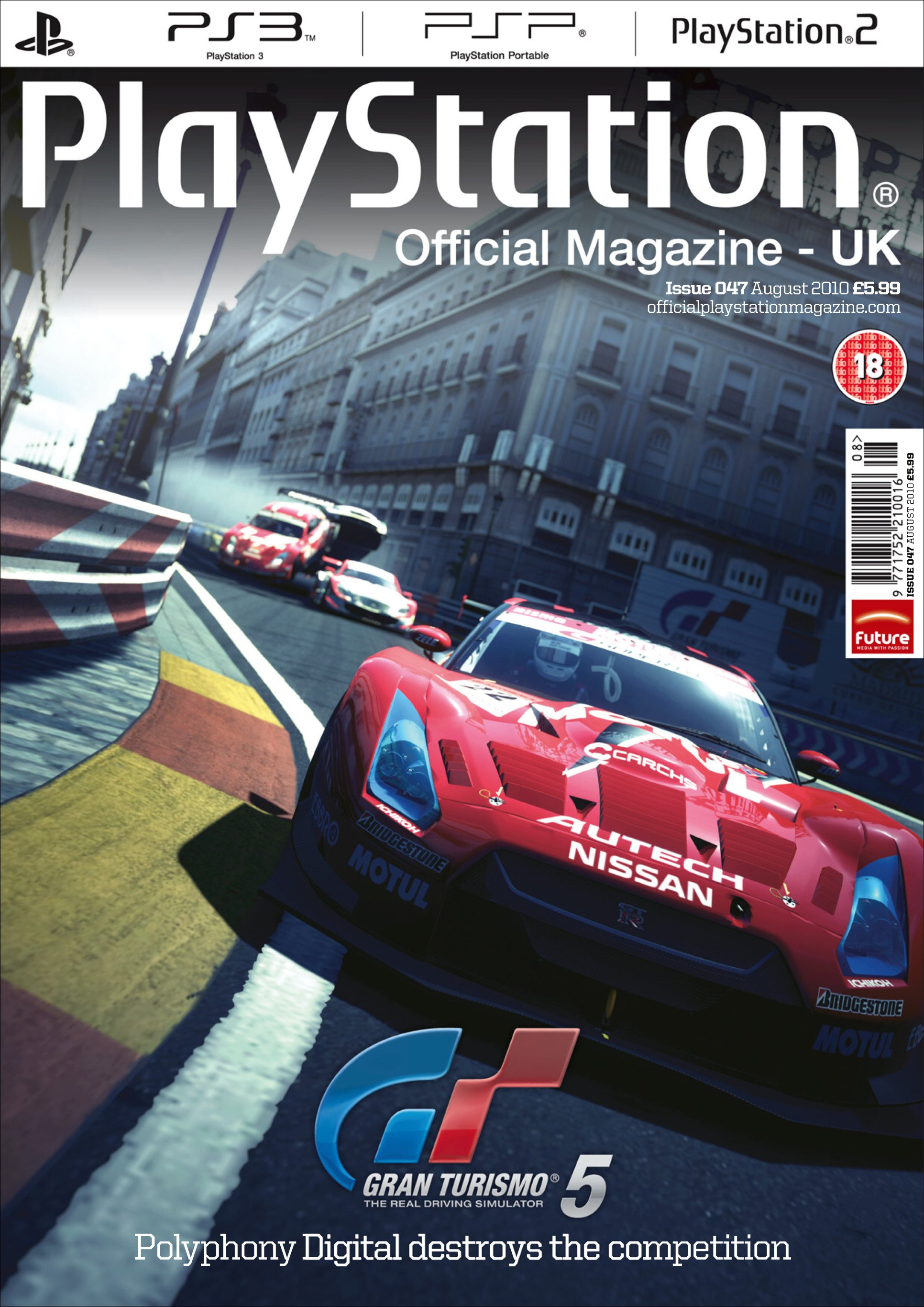 Playstation Official Magazine UK 047 (August 2010)