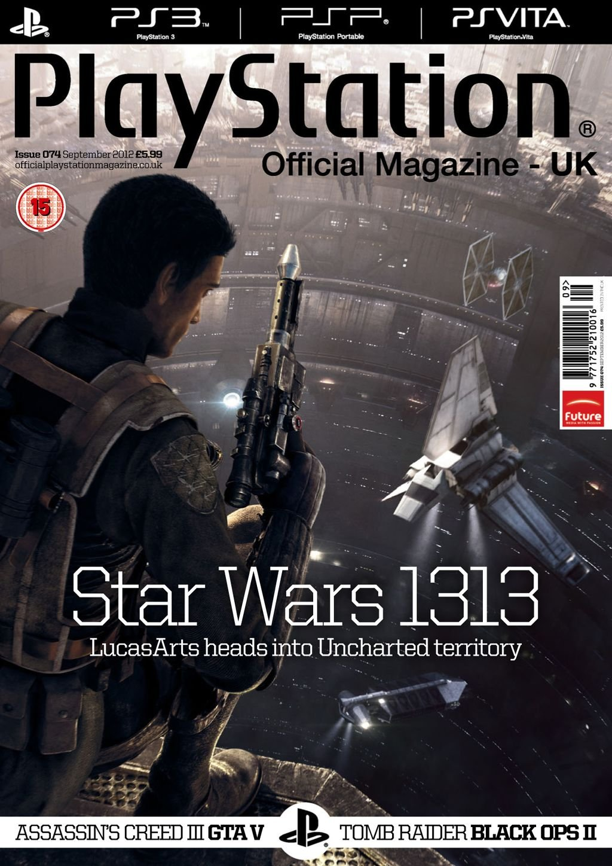 Playstation Official Magazine UK 074 (September 2012)