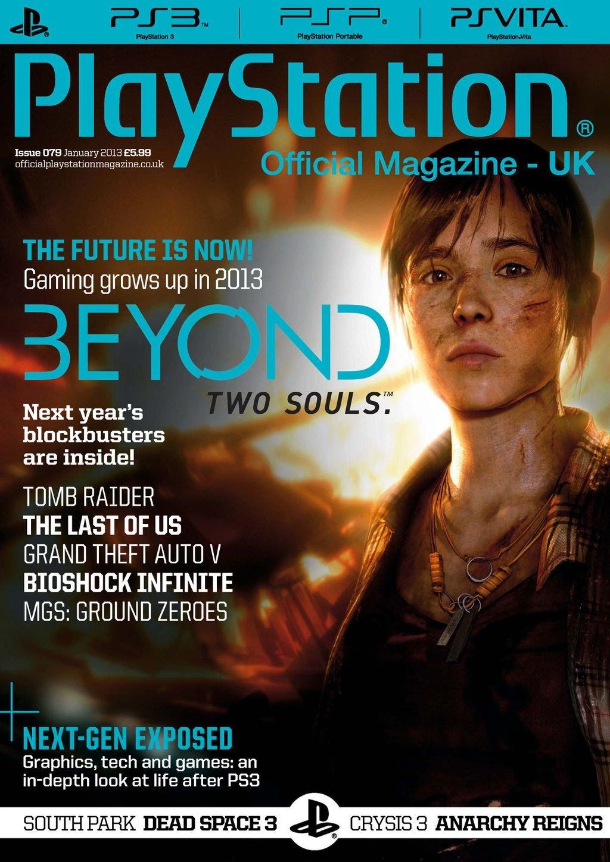 Playstation Official Magazine UK 079 (January 2013)