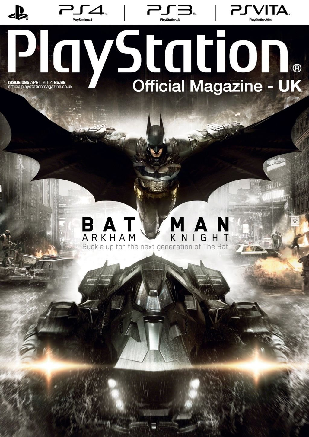 Playstation Official Magazine UK 095 (April 2014)