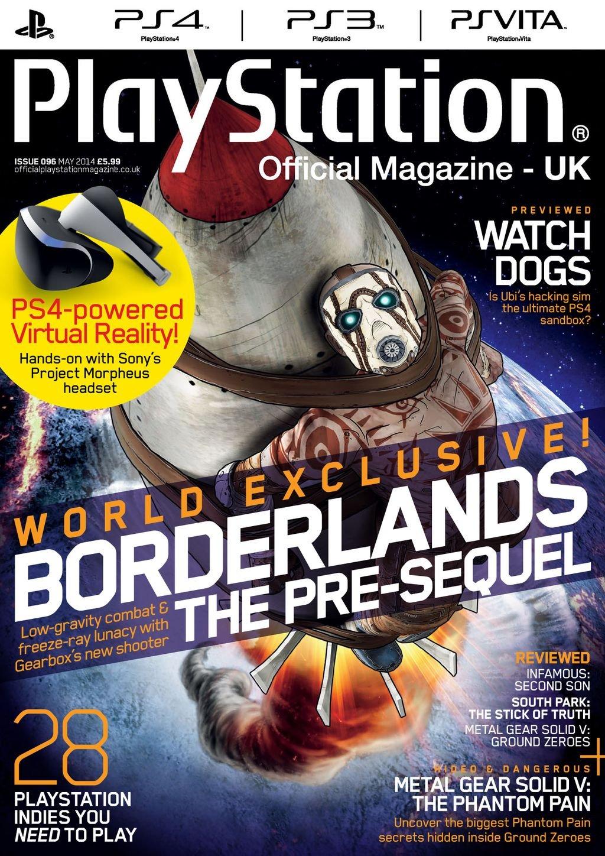 Playstation Official Magazine UK 096 (May 2014)
