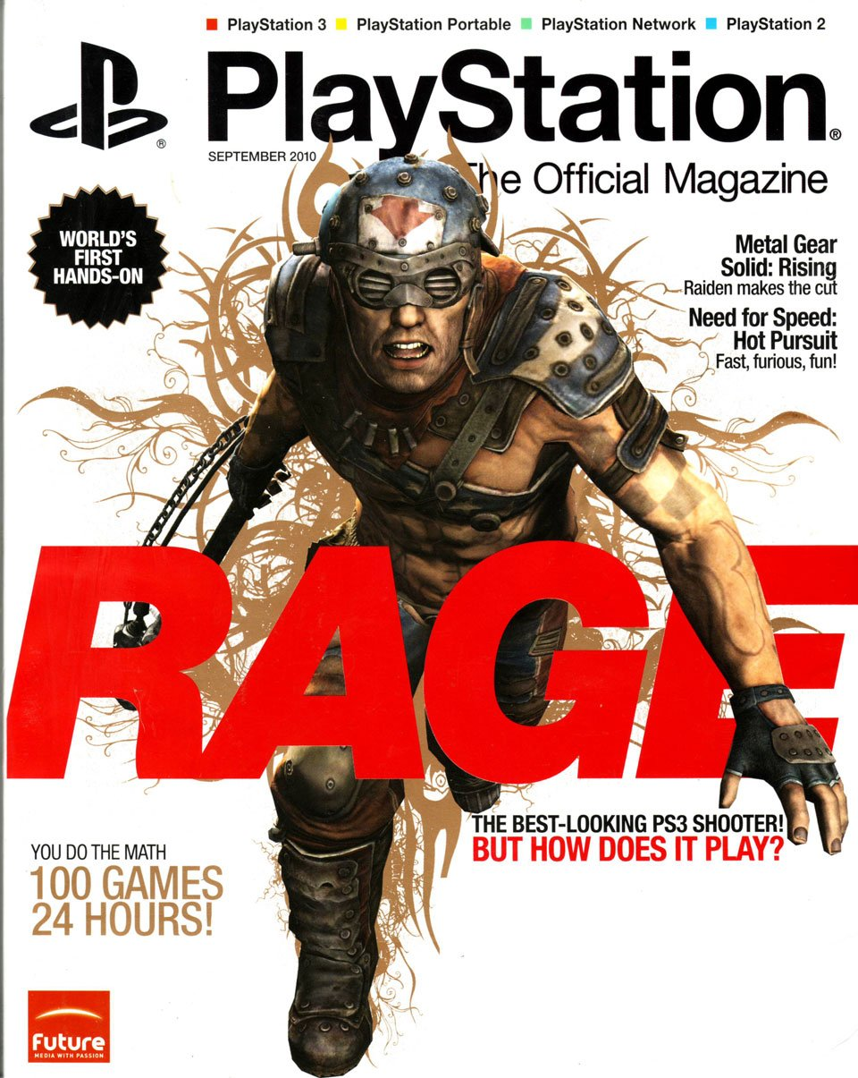 Playstation The Official Magazine (USA) Issue 036 (September 2010)