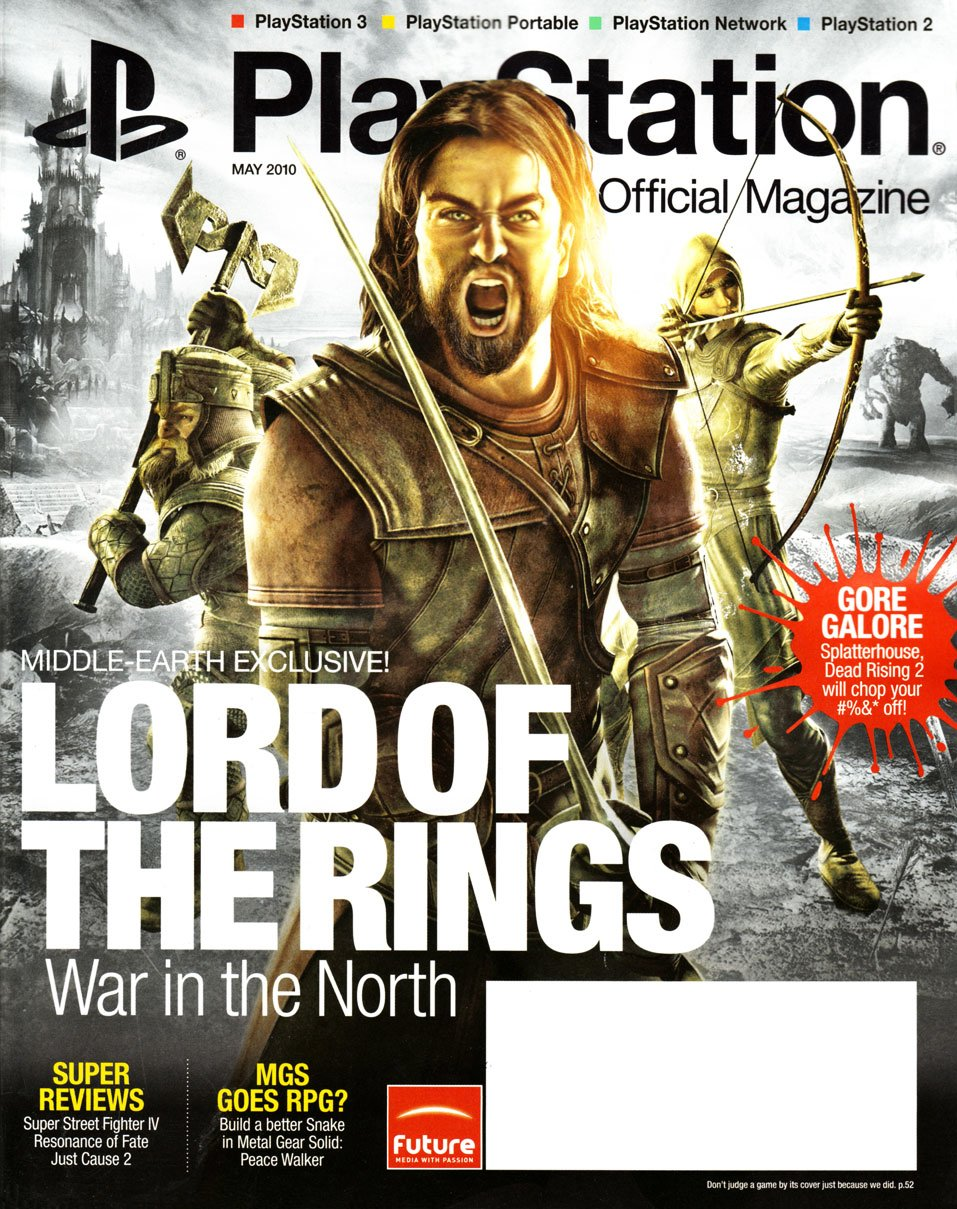 Playstation The Official Magazine (USA) Issue 032 (May 2010)