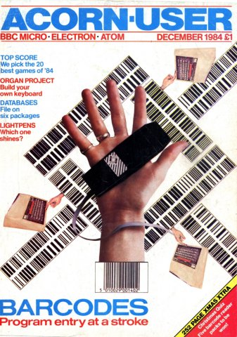 Acorn User 029 (December 1984)