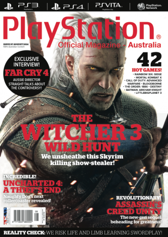 PlayStation Official Magazine Issue 097 (August 2014)