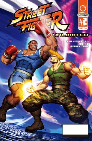 Street Fighter Unlimited 002 (January 2016) (cover A)