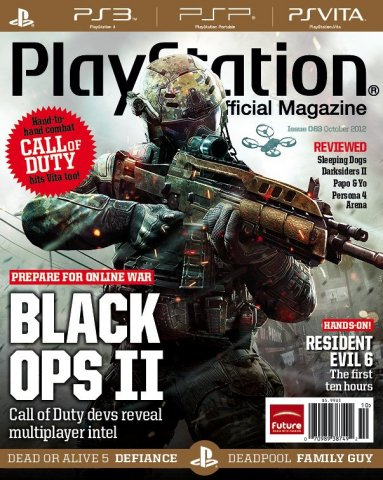 PlayStation The Official Magazine (USA) Issue 063 October 2012