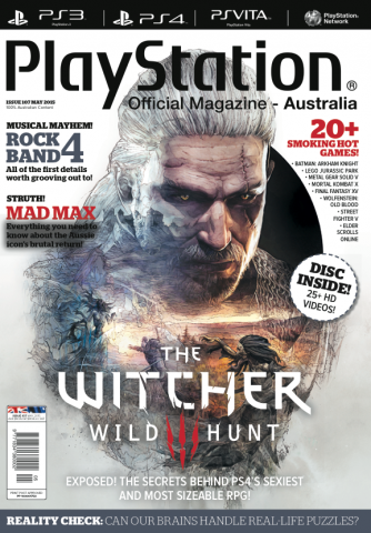 PlayStation Official Magazine Issue 107 (May 2015)