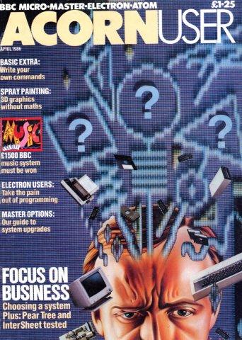 Acorn User 045 (April 1986)