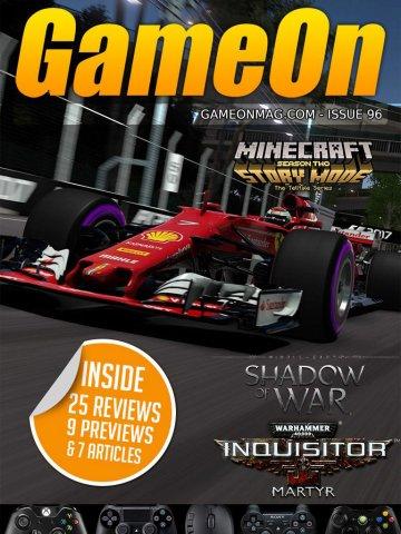 GameOn 096 (October 2017)