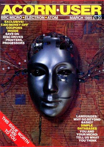 Acorn User 032 (March 1985)