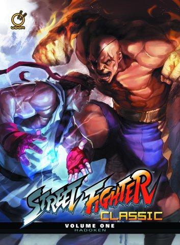 Street Fighter Classic HC Vol.1 Hadoken