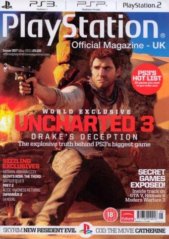 Playstation Official Magazine UK 057 (May 2011)