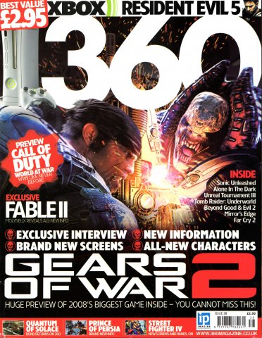 360 Issue 038 (July 2008)