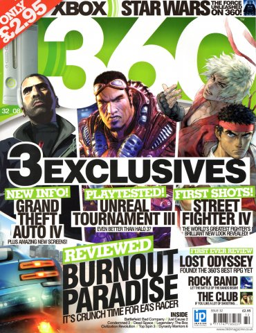 360 Issue 032 (January 2008)