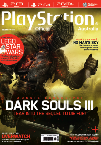 PlayStation Official Magazine Issue 120 (May 2016)