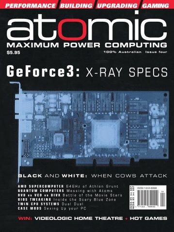 Atomic 004 (May 2001)
