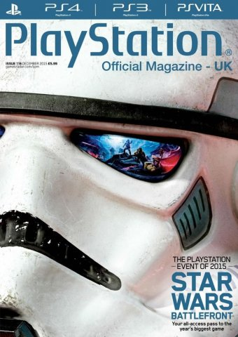 Playstation Official Magazine UK 116 (December 2015)