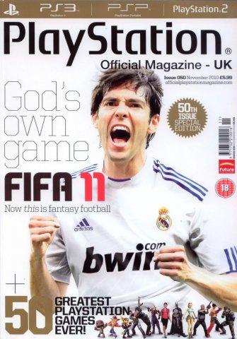 Playstation Official Magazine UK 050 (November 2010)