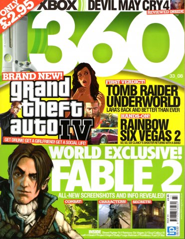 360 Issue 033 (February 2008)