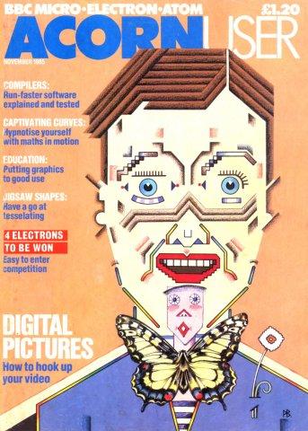 Acorn User 040 (November 1985)